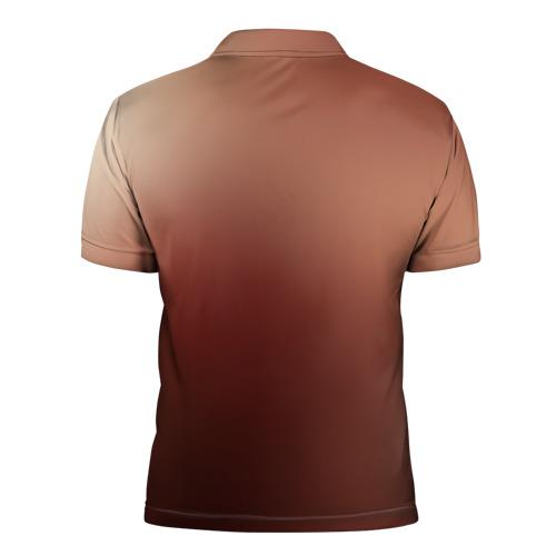 Мужская рубашка поло 3D  Фото 02, Line