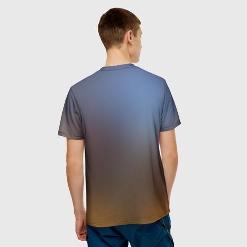 Мужская футболка 3D  Фото 02, Prepare