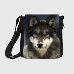 Картина волк