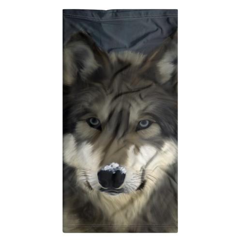 Бандана-труба 3D  Фото 07, Картина волк