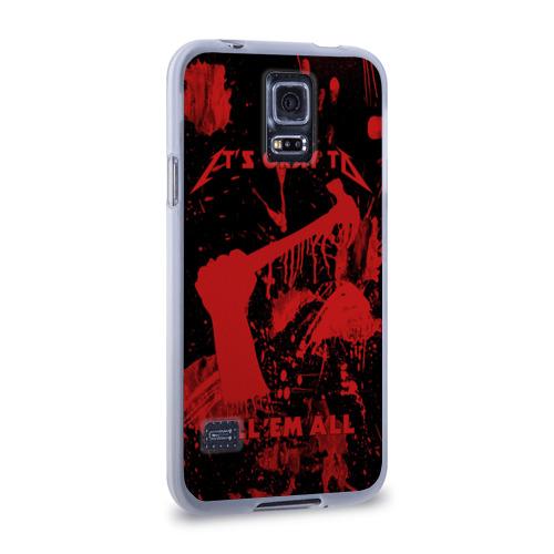 Чехол для Samsung Galaxy S5 силиконовый  Фото 02, Kill 'Em All