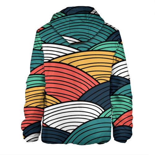 Мужская куртка 3D  Фото 02, Алоха