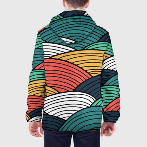 Мужская куртка 3D  Фото 05, Алоха