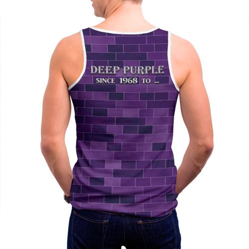 Мужская майка 3D  Фото 04, Deep Purple