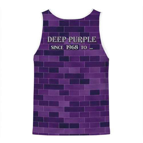 Мужская майка 3D  Фото 02, Deep Purple