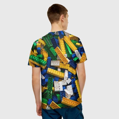 Мужская футболка 3D  Фото 02, Конструктор LEGO