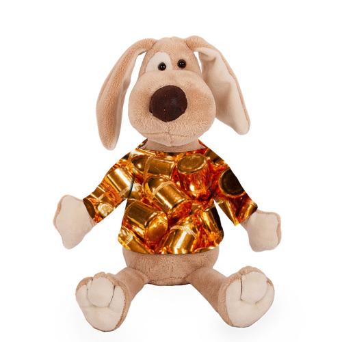 Собачка в футболке  Фото 01, Золотые пули