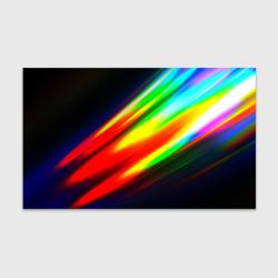 Цветные блики