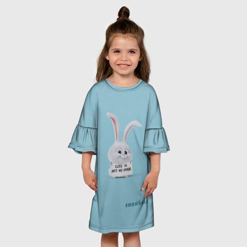 Детское платье 3D  Фото 01, Тайная жизнь 1