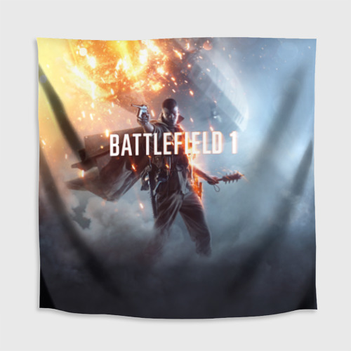 Скатерть 3D  Фото 02, Battlefield