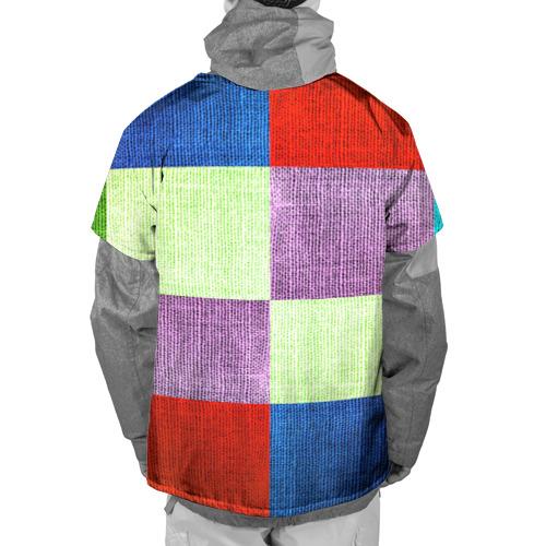 Накидка на куртку 3D  Фото 02, Лоскутное шитье