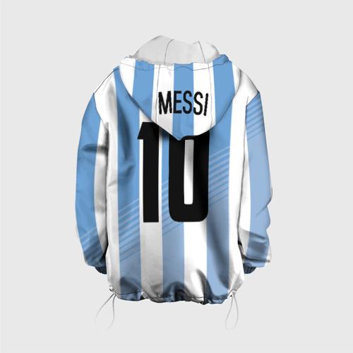 Детская куртка 3D  Фото 02, Месси (сборная Аргентины)