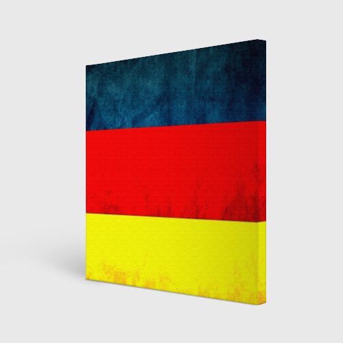 Холст квадратный  Фото 01, Германия