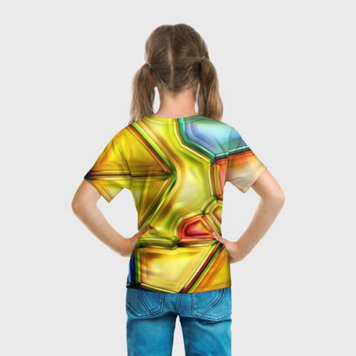 Детская футболка 3D Витраж 2 Фото 01