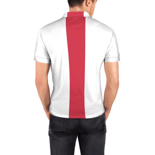 Мужская рубашка поло 3D  Фото 04, Сборная Польша