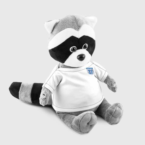 Енотик в футболке 3D  Фото 03, Сборная Англия