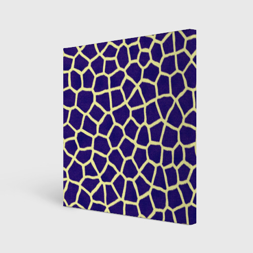 Холст квадратный  Фото 01, Giraffe