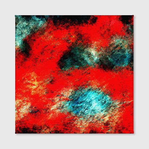 Холст квадратный  Фото 02, Граффити