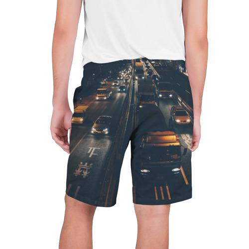 Мужские шорты 3D  Фото 02, дорога