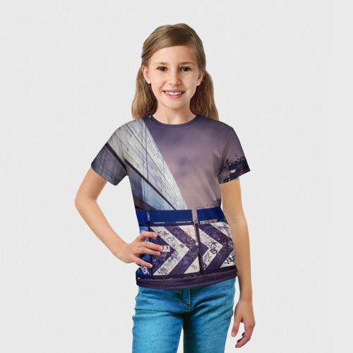Детская футболка 3D  Фото 03, Граффити