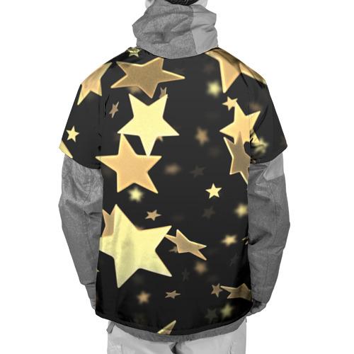 Накидка на куртку 3D  Фото 02, Звёзды