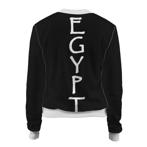 Женский бомбер 3D  Фото 02, Egypt