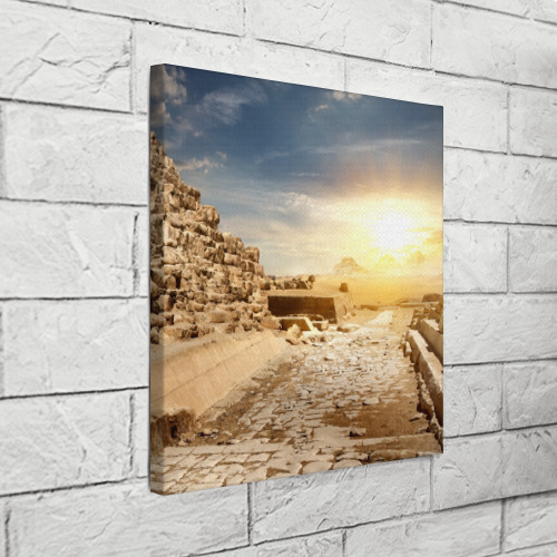 Холст квадратный  Фото 03, Egypt