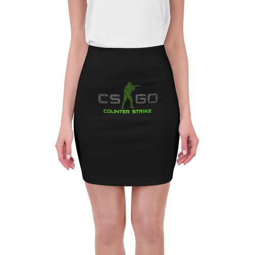 Мини-юбка 3D CS GO от Всемайки