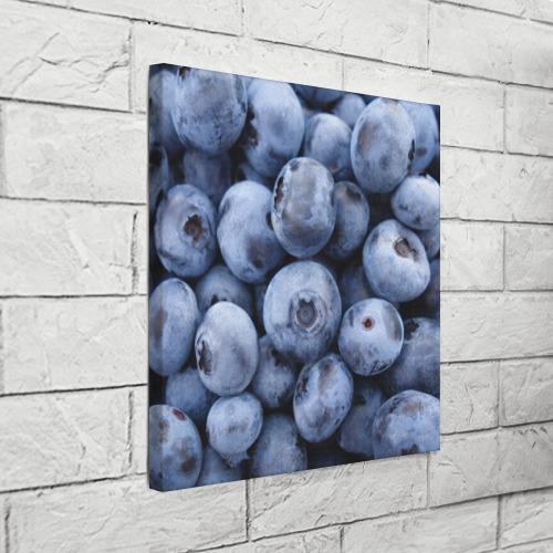 Холст квадратный  Фото 03, ягода