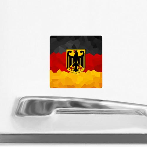 Магнит виниловый Квадрат Германия Фото 01