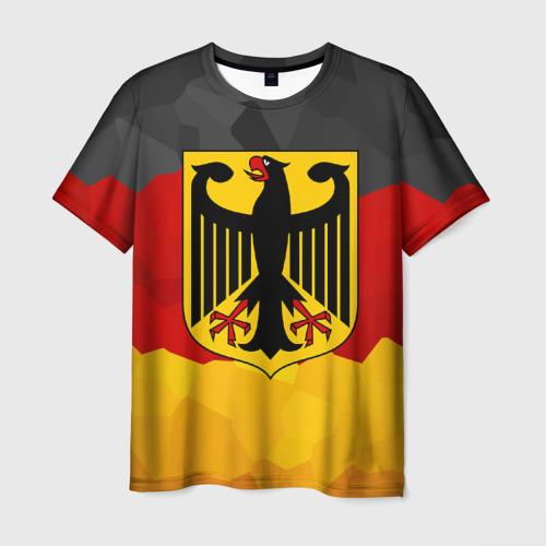 Мужская футболка 3D Германия