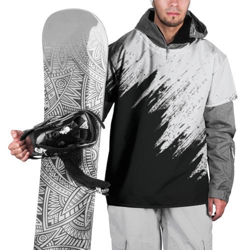 Накидка на куртку 3D Краска и ничего лишнего! Фото 01