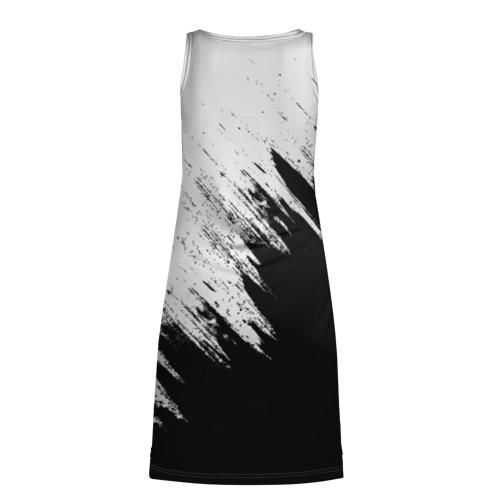 Платье-майка 3D Краска и ничего лишнего! Фото 01