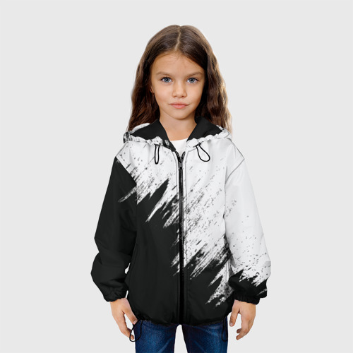 Детская куртка 3D Краска и ничего лишнего! Фото 01