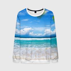 Карибский пляж
