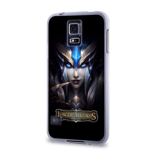 Чехол для Samsung Galaxy S5 силиконовый  Фото 03, League of Legends