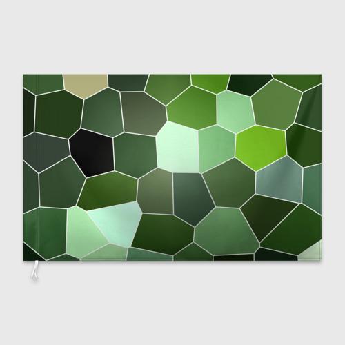 Флаг 3D Мозаика Фото 01