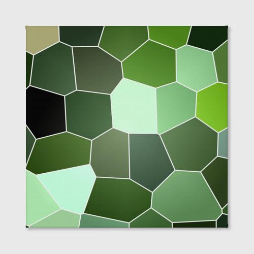 Холст квадратный Мозаика Фото 01