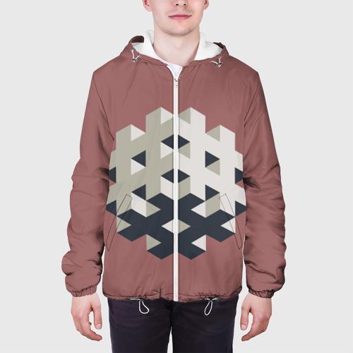 Мужская куртка 3D  Фото 04, Великая иллюзия