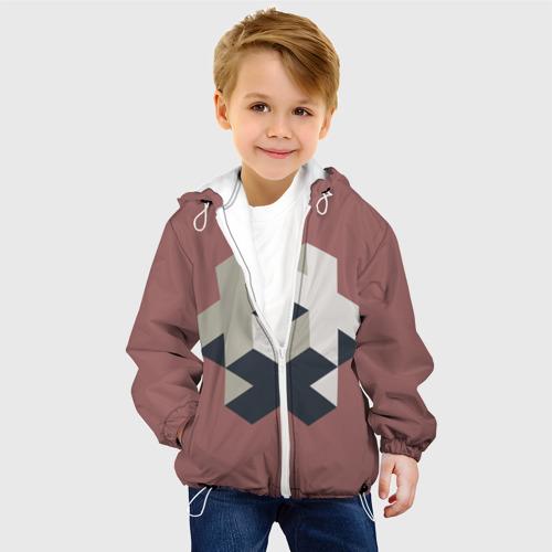Детская куртка 3D  Фото 03, Великая иллюзия