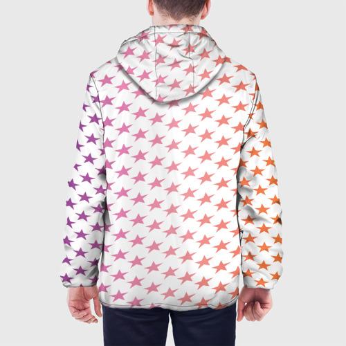 Мужская куртка 3D  Фото 05, Звёзды