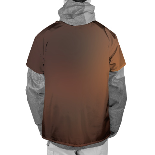 Накидка на куртку 3D  Фото 02, Fire
