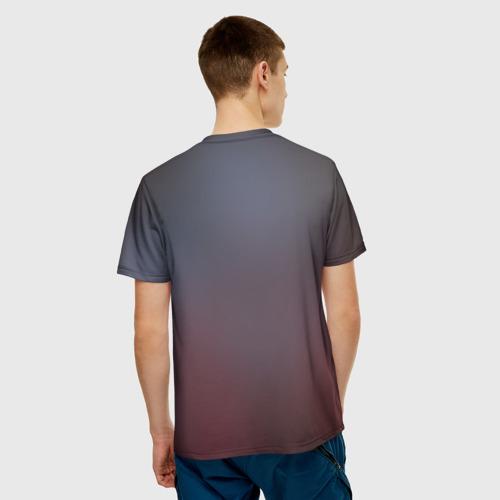 Мужская футболка 3D Spirit Breaker