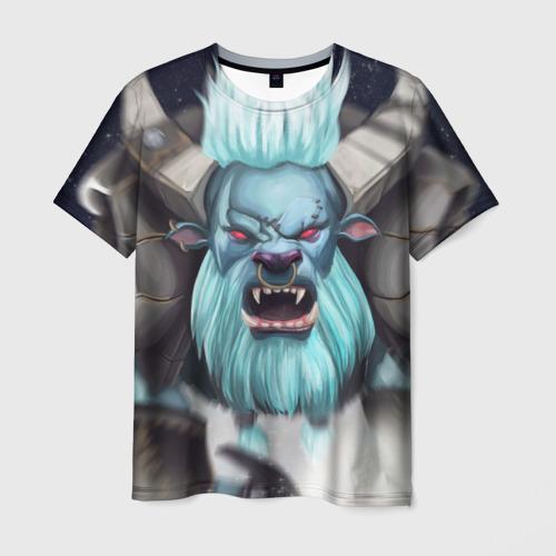 Мужская футболка 3D  Фото 01, Run