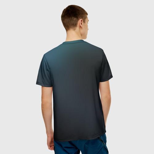Мужская футболка 3D  Фото 02, Red Eyes