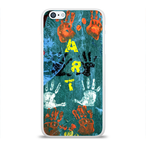 Чехол для Apple iPhone 6Plus/6SPlus силиконовый глянцевый  Фото 01, Art