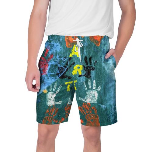 Мужские шорты 3D  Фото 01, Art