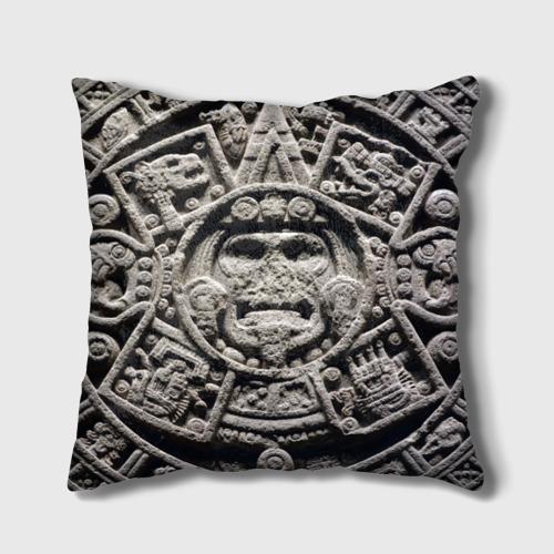Подушка 3D  Фото 02, Календарь ацтеков