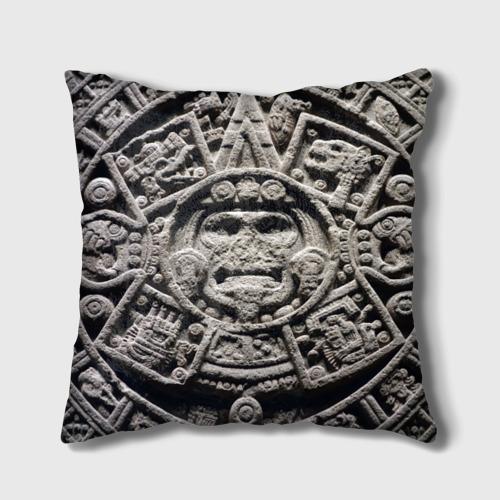 Подушка 3D  Фото 01, Календарь ацтеков