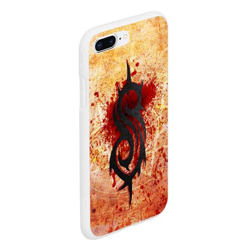 Чехол для iPhone 7Plus/8 Plus матовый Slipknot Фото 01
